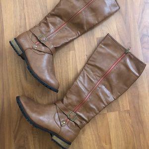 Brown Liliana boots